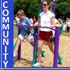 COMMUNITY OUTDOOR FITNESS PACKAGES