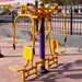 Outdoor Fitness Equipment Park Trail Chest Press