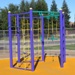 Outdoor Fitness Equipment Playground Gym Integrated Fitness Children