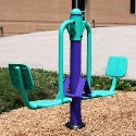 Leg Press Trainer OUTDOOR-FITNESS Equipment Gallery