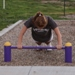 Outdoor Fitness Equipment Trail Course Park Playground Military Push Up Bars