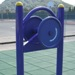 Outdoor Fitness Equipment Trail Course Park Playground Military Strength Tester