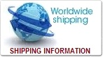 Shipping Information, Outdoor Fitness Equipment