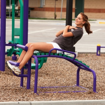 Fitness Equipment Sit Up