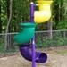 Children Outdoor Fitness Equipment Playground Gym Basketball System