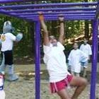 Outdoor Fitness Equipment Playground  Packages