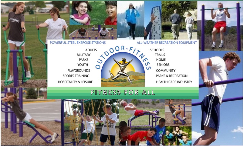 Outdoor Fitness The Brand Name And Industry Leader In Outdoor Fitness Equipment