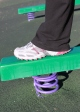 Outdoor Fitness Spring Balance Beam